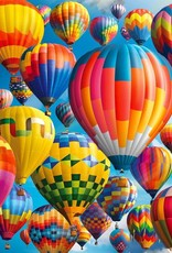 Balloon Fest 1000-pc Puzzle by Springbok