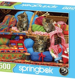 Sew Cute 500-pc Puzzle by Springbok
