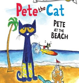 Pete the Cat: Pete at the Beach - I Can Read (My First)