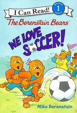 Berenstain Bears: We Love Soccer! - I Can Read (Level 1)