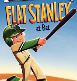 Flat Stanley at Bat - I Can Read (Level 2)