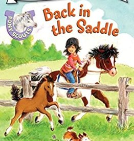 Pony Scouts: Back In The Saddle - I Can Read (Level 2)