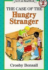The Case Of The Hungry Stranger - I Can Read (Level 2)