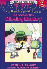 The Case of the Missing Monkey - I Can Read (Level 2)