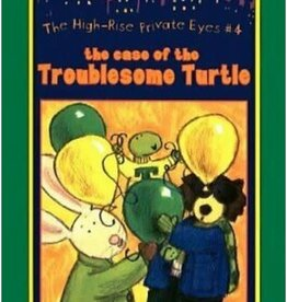 The Case of the Troublesome Turtle - I Can Read (Level 2)