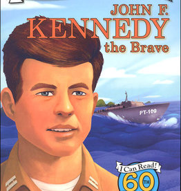 John F Kennedy: The Brave - I Can Read (Level 2)