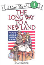 The Long Way to a New Land  - I Can Read (Level 3)