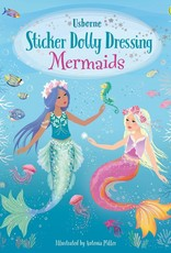 Sticker Dolly Dressing - Mermaids by Usborne
