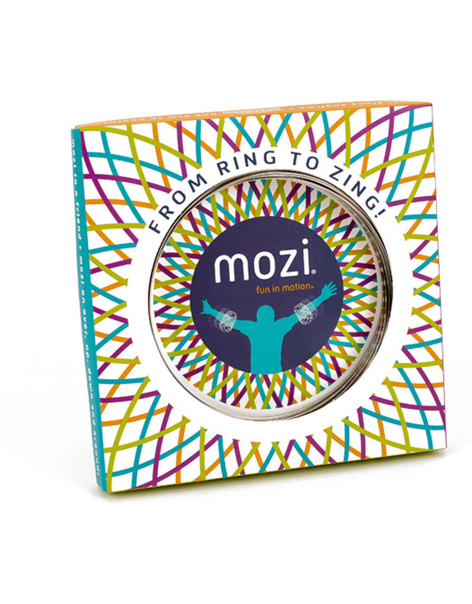 Mozi in Iridescent by Fun in Motion Toys