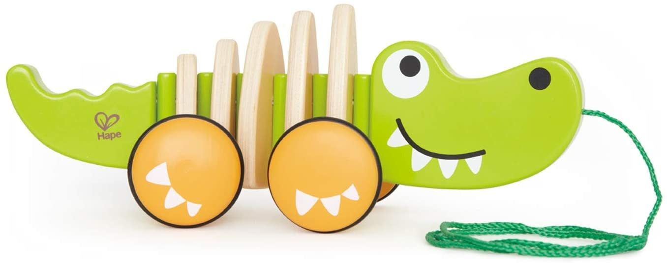 Walk-A-Long Croc by Hape