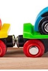 Car Loader Train by Bigjigs Toys