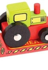 Tractor Low Loader by Bigjigs Toys