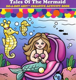 Tales of the Mermaid Do-A-Dot Art Activity Book