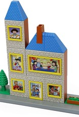 Magville Magnetic Building Set by Popular Playthings