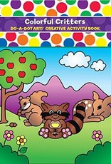 Colorful Critters Do-A-Dot Activity Book