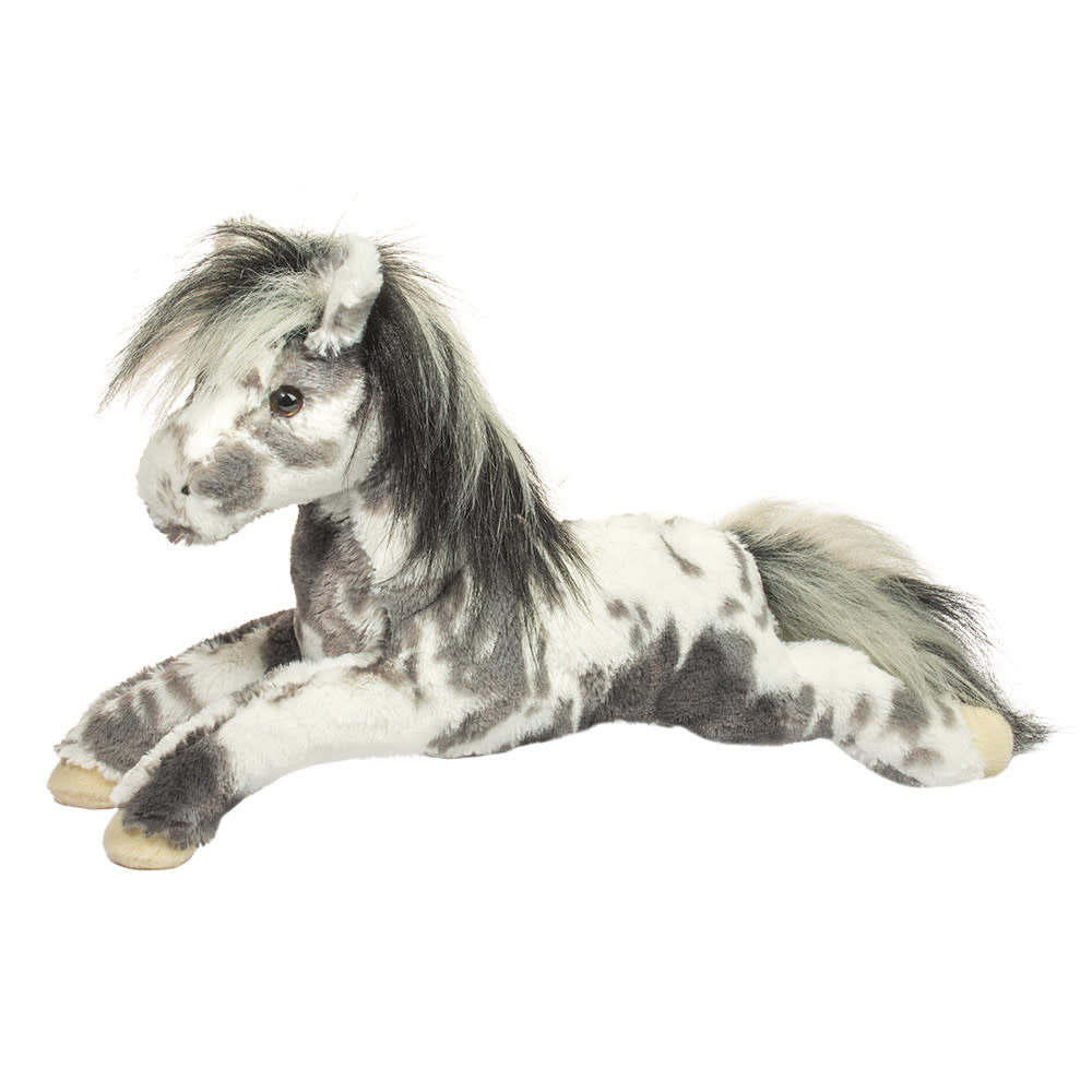 """Douglas Starsky 17"""" Appaloosa Horse by Douglas"""