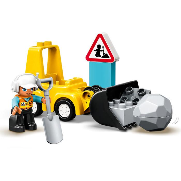 10930 Bulldozer by LEGO Duplo