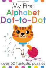 BES My First Alphabet Dot-to-Dot Activity Book