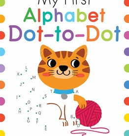 BES My First Alphabet Dot-to-Dot Activity Book
