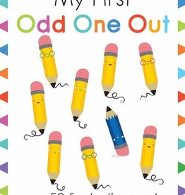 BES My First Odd One Out Activity Book
