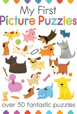 BES My First Picture Puzzles Activity Book