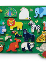 Zoo 16-pc Wood Puzzle by Crocodile Creek
