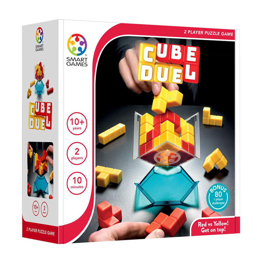 Cube Duel by Smart Games