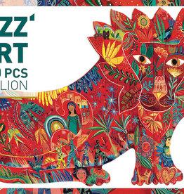 Puzz'Art Lion 150-pc Puzzle by Djeco