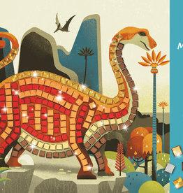 Dinosaurs Metallic Mosiac Kit by Djeco
