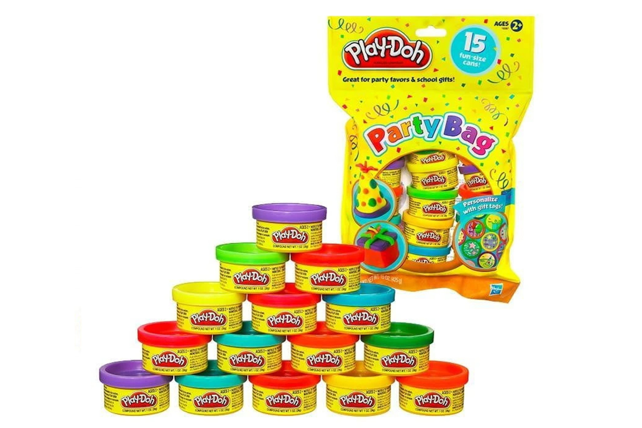 Play-Doh 15-pc Party Bag