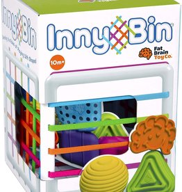 InnyBin Shape-Sorting Cube by Fat Brain Toys