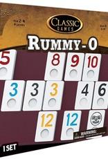 Classic Rummy-O Game
