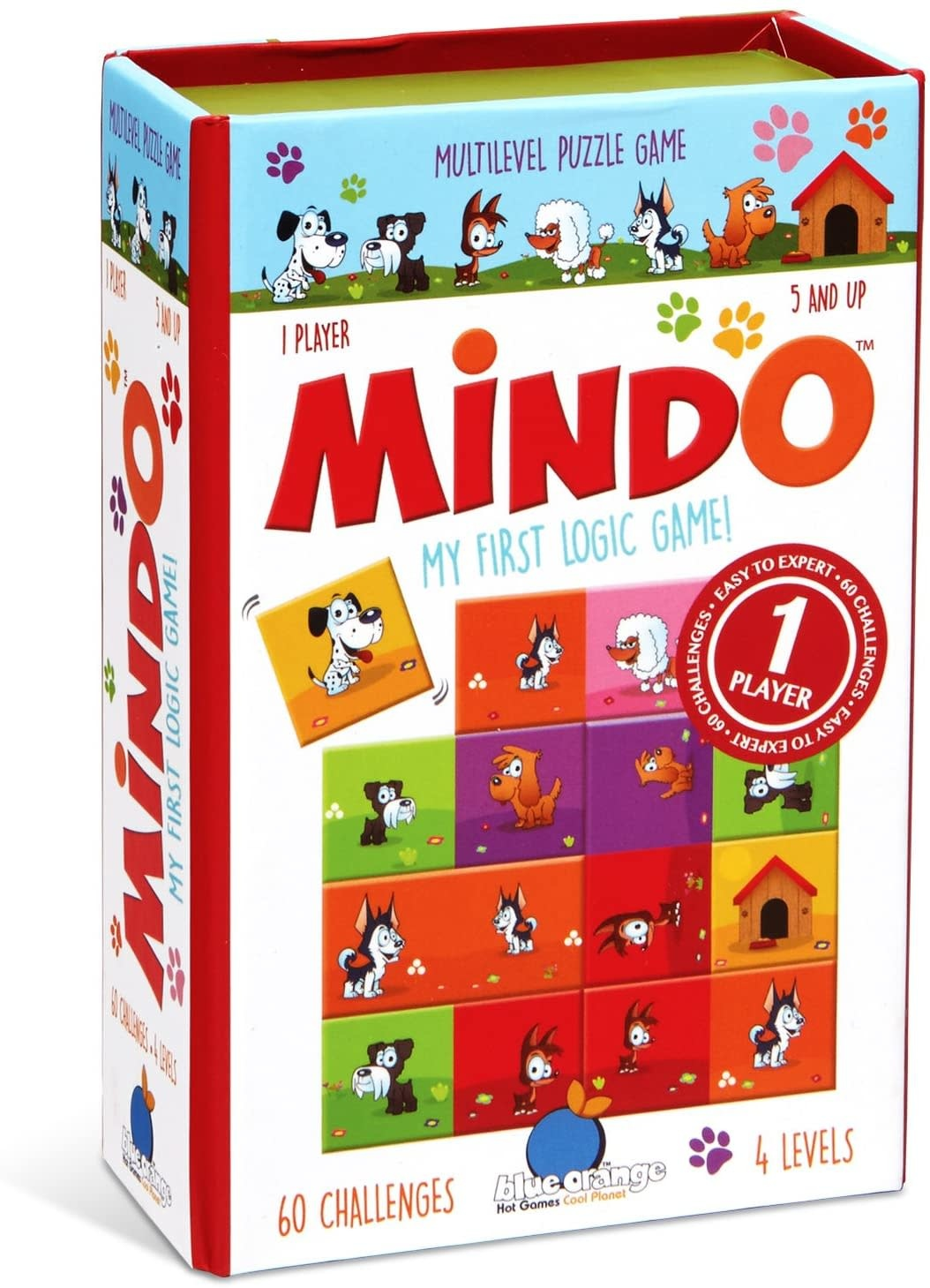 Mindo Puppy Brainteaser by Blue Orange Games