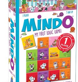 Mindo Kitten Brainteaser by Blue Orange Games