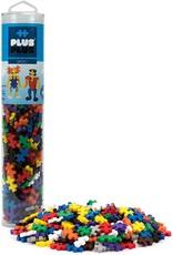 240-pc Basic Colors Tube by Plus-Plus