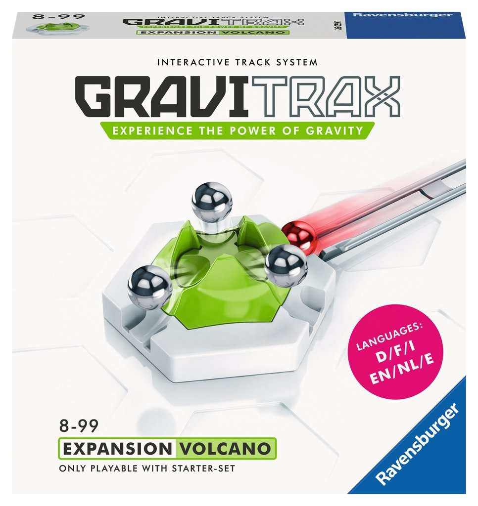 Gravitrax Expansion: Volcano