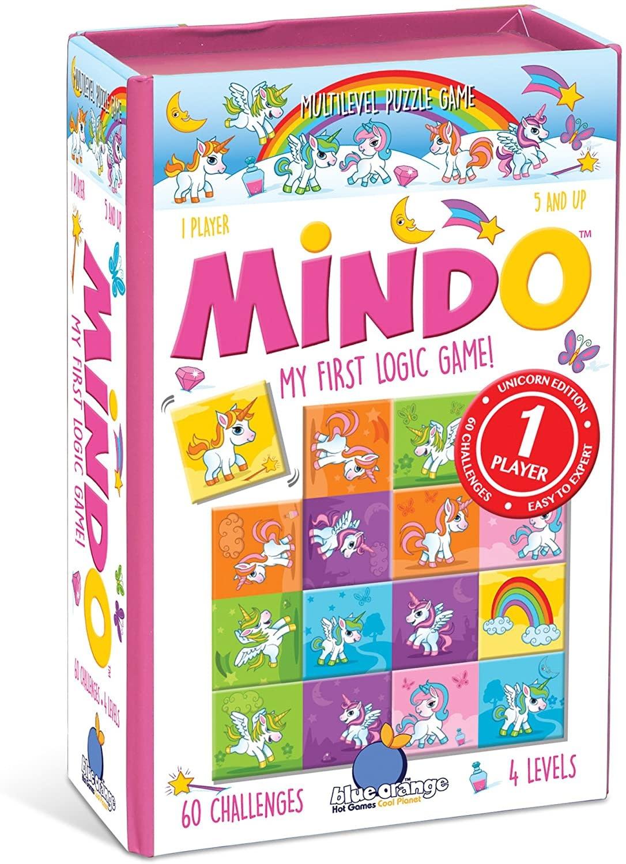 Mindo Unicorn Brainteaser by Blue Orange Games