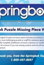 Dream Garage 1000-pc Puzzle by Springbok