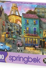 Eiffel Magic 1000-pc Puzzle by Springbok