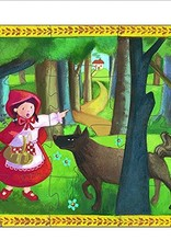 Little Red Riding Hood Silhouette 36-pc Puzzle by Djeco