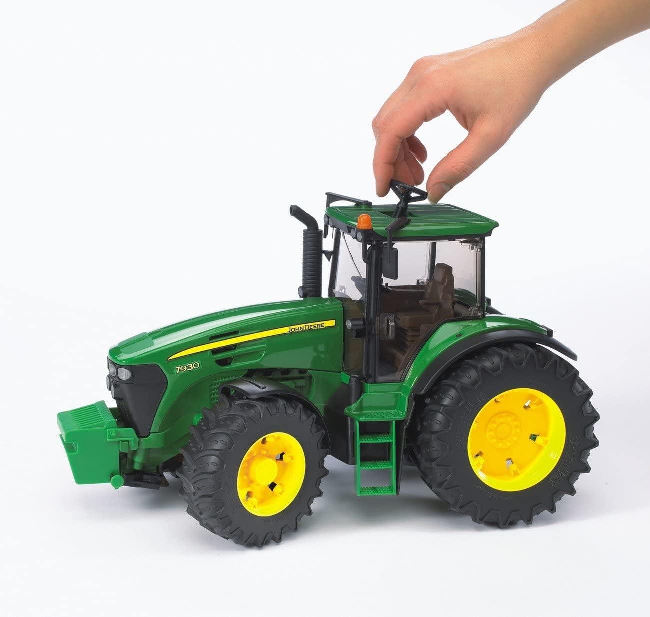John Deere Tractor 7930 w/ Double Wheels by Bruder