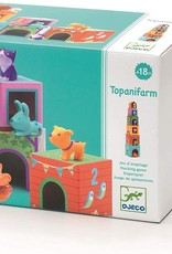 Topanifarm Nest & Stack Blocks Set by Djeco