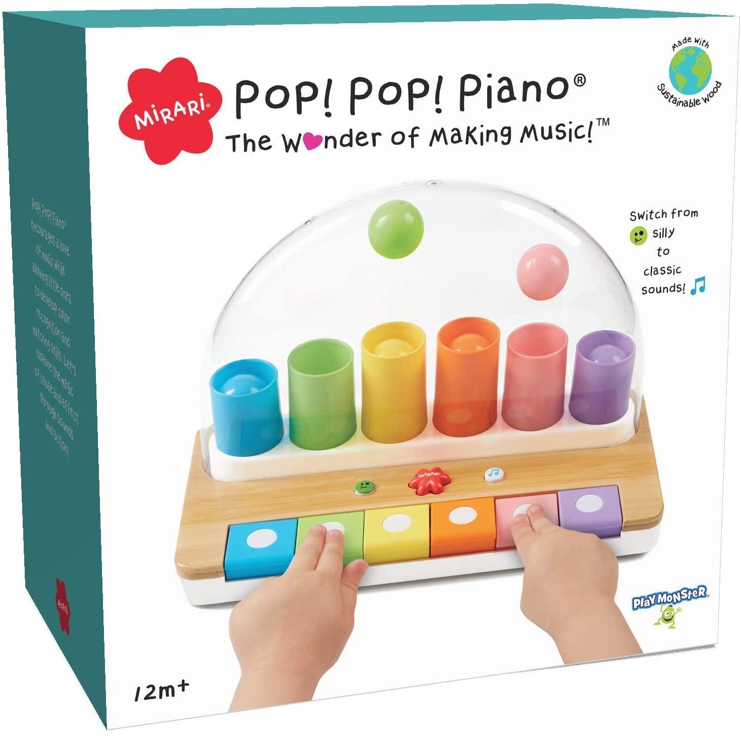 Pop! Pop! Piano by Mirari