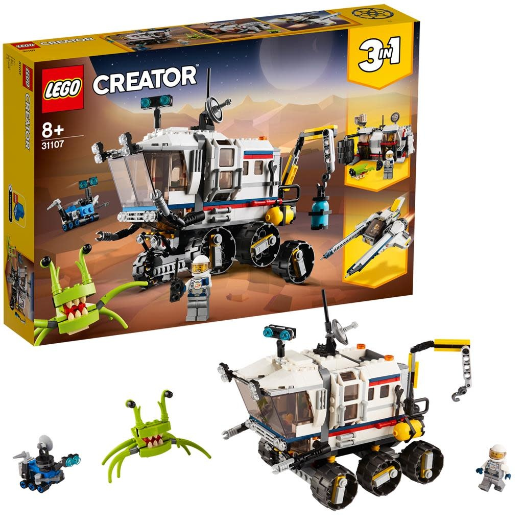 31107 Space Rover Explorer by LEGO Creator