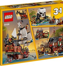 31109 Pirate Ship by LEGO Creator