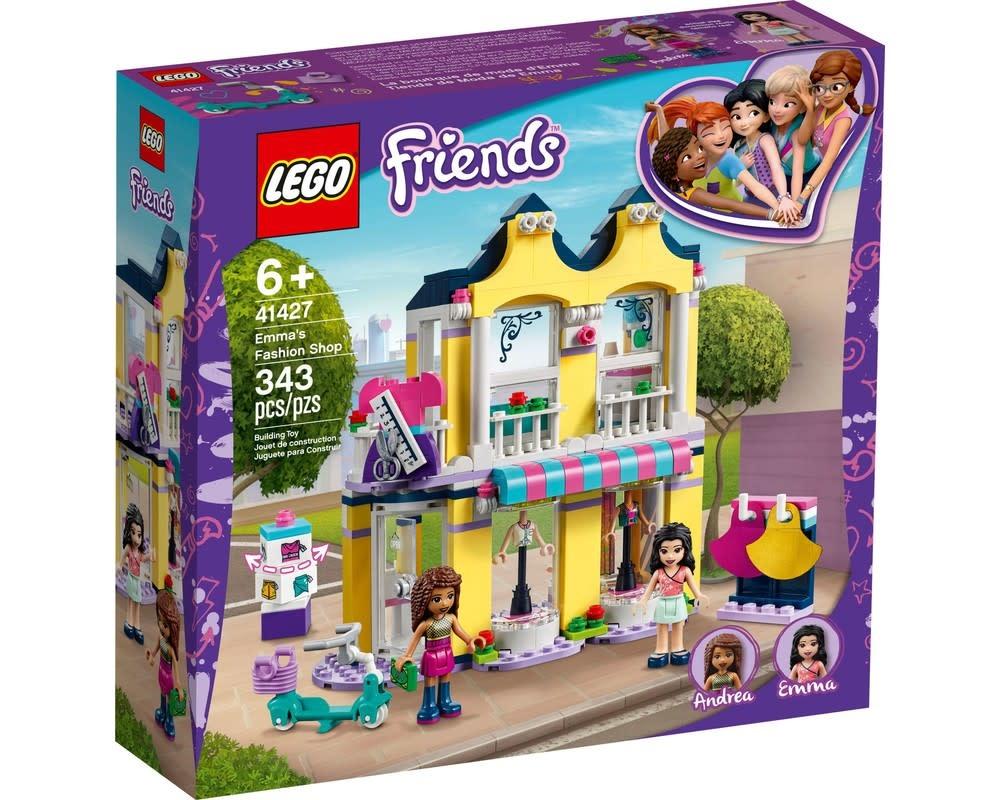 41427 Emma's Fashion Shop by LEGO Friends