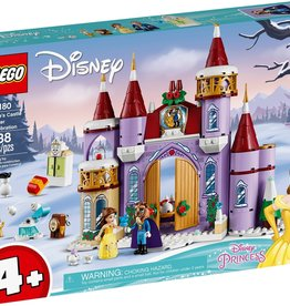 43180 Belle's Castle Winter Celebration by LEGO Disney