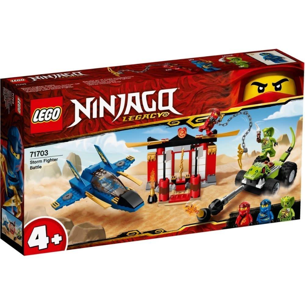 71703 Storm Fighter Battle by LEGO Ninjago
