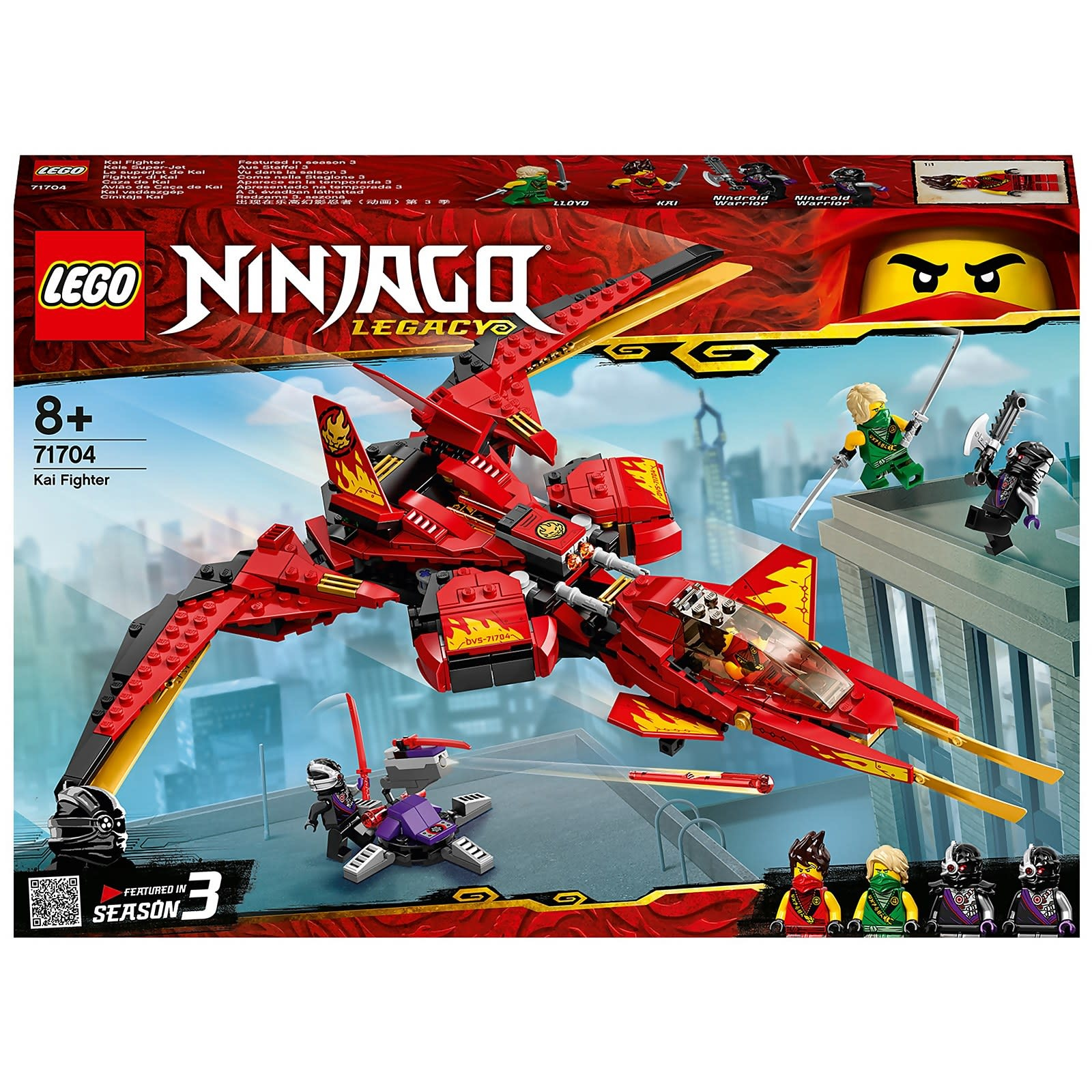 71704 Kai Fighter by LEGO Ninjago