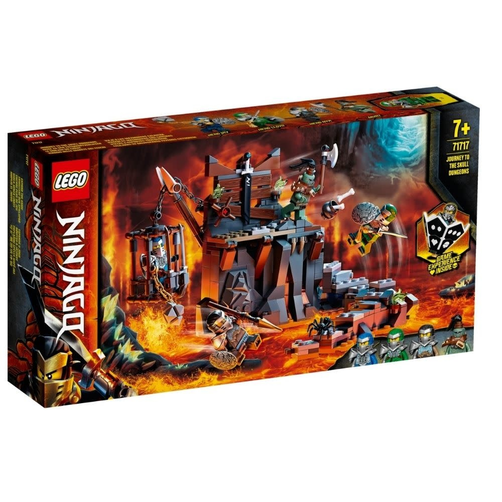 71717 Journey to the Skull Dungeons by LEGO Ninjago